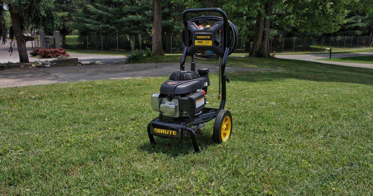 Benefits and Uses of Pressure Washers